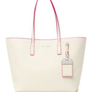 Marc Jacobs Luggage Tag Tote Bag NWT Shoulder Bag